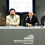 Presentan IEEG e INE, la nueva distritación para el estado de Guanajuato