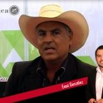 Israel Flores, productor penjamense en entrevista desde la Expoagroalimentaria 2016