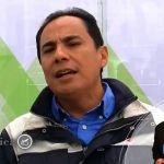 Moisés Cortéz, alcalde de Cuerámaro en entrevista desde la Expoagroalimentaria 2016