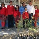 Arrancan construcción de comedor escolar en la escuela Miguel Hidalgo de la comunidad de Corralejo