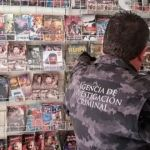 PGR recoge piratería del centro de San Francisco del Rincón
