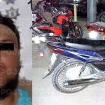 5 vehículos recuperados y 8 detenidos en Cuerámaro