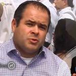 Samuel Amezola, acalde de Abasolo en entrevista desde la Expoagroalimentaria 2016