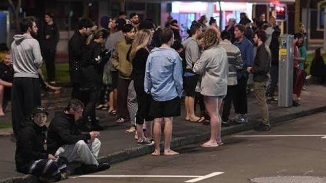 Photo of Sacude fuerte terremoto el sur de Nueva Zelanda