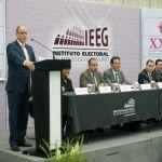 Inician  trabajos del XXVII Congreso Nacional de Estudios Electorales