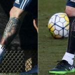 El nuevo y extraño tatuaje de Lionel Messi