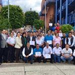 Personal del Campus Guanajuato y ENMS culmina taller de seguridad