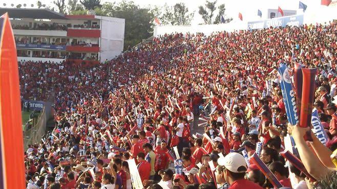 se espera una gran entrada esta noche en el estadio irapuato
