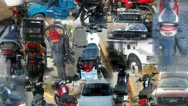 Photo of Aseguran 18 unidades de motor por diversos motivos en operativos
