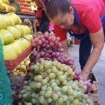 Uva podría elevarse hasta 80 pesos el kg