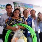 Llega Impulso Social a Santa Catarina con 19 millones de pesos