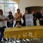SSG certifica al Centro Gerontológico como Entorno Saludable