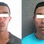 Detienen a colombianos por intento de robo en Irapuato