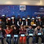 Entregan 337 tabletas a estudiantes que participan en Programa Impulso de Preparatoria Abierta