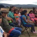 Alcalde se reúne con habitantes de la comunidad Barajas y La Noria
