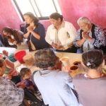 Inician las tradicionales posadas para adultos mayores en Pueblo Nuevo