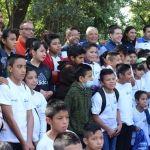 Premian a primeros lugares de las Escuelas del Deporte