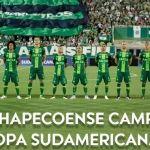Chapecoense es campeón: Conmebol