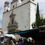 Iglesia de San Francisco en Pénjamo, con historia desde el siglo XVIII