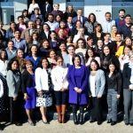 La Sra. Maru Carreño reúne a las Presidentas de los 46 Sistemas DIF Municipales