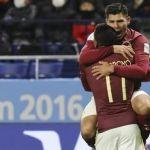 Emocionante semifinal entre América y Real Madrid