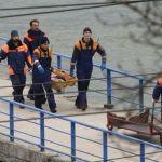 92 muertos en avionazo en el mar Negro