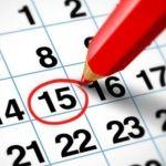 ¿Sabes cuáles son los días de descanso obligatorios para el 2017?