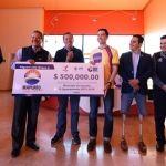 16 millones de pesos al CRIT y 10 más por venta de chatarra