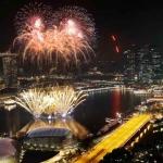 Festejan países asiáticos el Año Nuevo