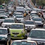 Hoy circulan todos los vehículos sin restricción