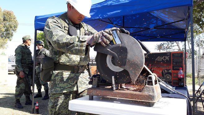 Photo of Destruye el Ejército más de dos mil armas decomisadas en Guanajuato