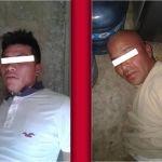 Detiene policía a ladrones de casas
