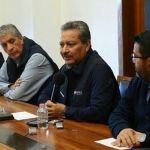 Ricardo Ortiz responsabiliza a grupos políticos de hechos vandálicos