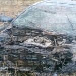 Encuentran droga y cartuchos de grueso calibre en vehículo accidentado en Celaya