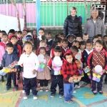 Realiza DIF entrega de juguetes a comunidades