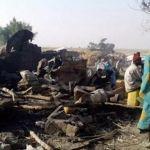 Mata Ejército a 50 personas en bombardeo a un campo de refugiados en Nigeria