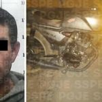 Detienen a persona y aseguran una motocicleta con número de identificación alterado