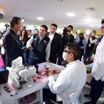 DIF Estatal realiza diagnósticos dentales a adultos mayores en la Feria de León 2017