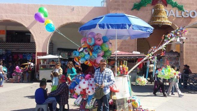 Photo of Sigue creciendo tradición del globo y la cartita: globero