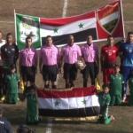 Júbilo en Alepo tras regreso del futbol