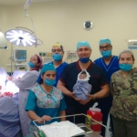 Nace primer guanajuatense del 2017 en el Hospital Materno Infantil de Irapuato