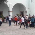 UG y Grupo México llevan actividades sociales a pobladores de la comunidad El Copal