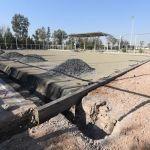 Obras de Deportiva Sur serán de beneficio a los usuarios