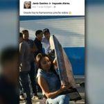 Se exhiben en redes presuntos saqueadores en Irapuato