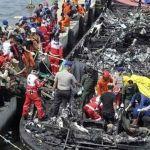 Al menos 23 muertos en incendio de embarcación en Indonesia