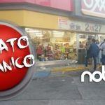 Cristalean Oxxo de avenida San Pedro; la policía llega tarde