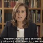 """Gasolina no tuvo fines recaudatorios"", revira Margarita Zavala a Peña Nieto"