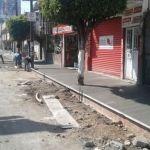 Obra pública lleva a cabo 5 obras en vialidades de la ciudad
