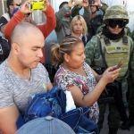 Provoca fuerte movilización intento de saqueos a comerciantes de La Lagunilla