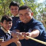 Prevención del Delito realiza rally en Telesecundaria de Tres Villas